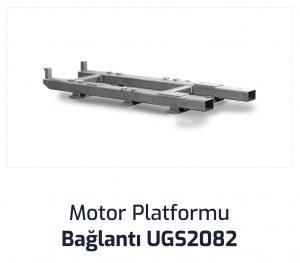 Motor Platformu Baglanti UGS2082