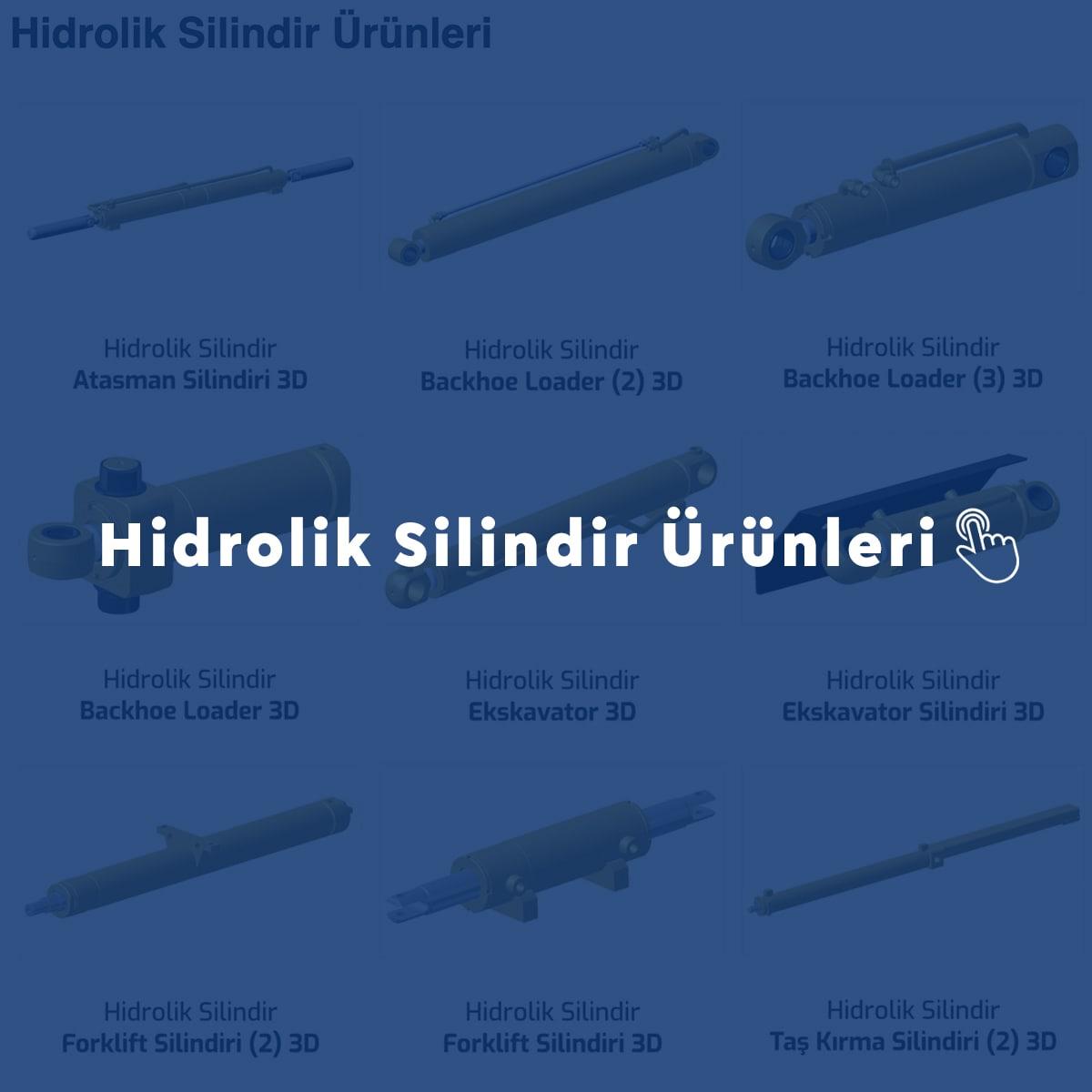 Hidrolik Silindir Ürünleri