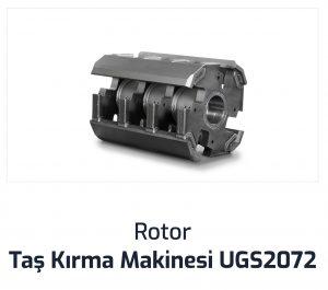 Rotor Tas Kirma Makinesi UGS2072