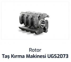 Rotor Tas Kirma Makinesi UGS2073